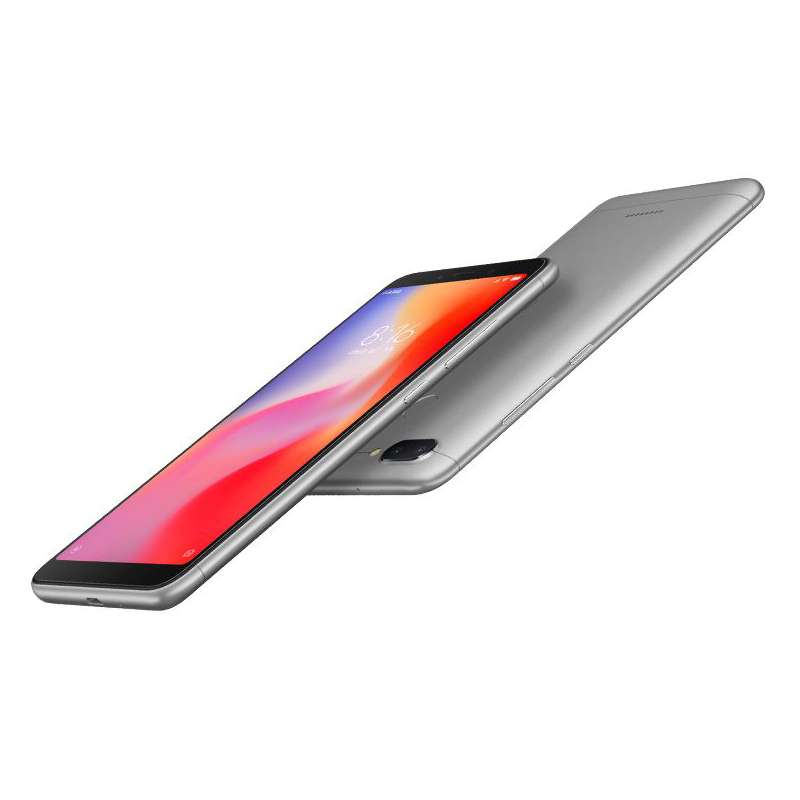 Xiaomi Redmi 6 3/32GB (Gray)
